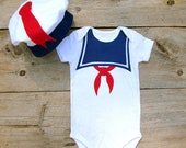 Stay Puft Baby Costume / Toddler Halloween Costume
