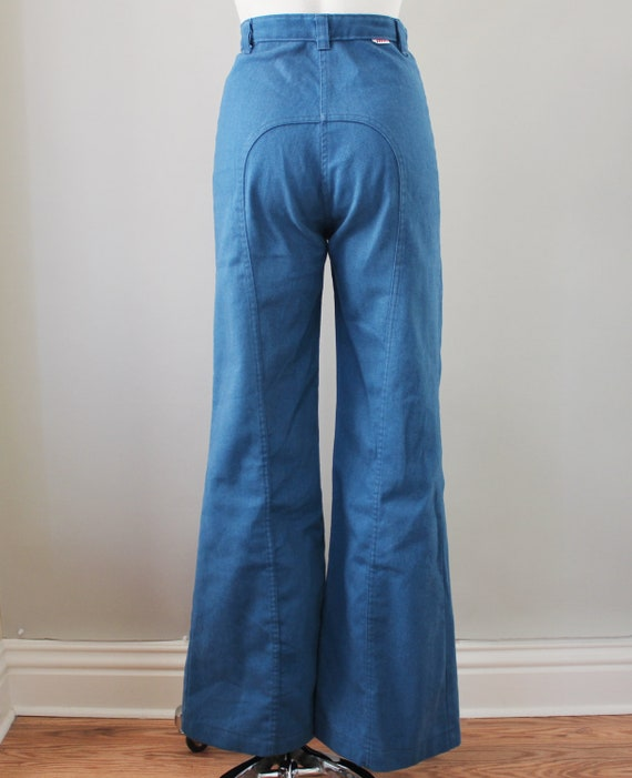70s vintage womenu0026#39;s small Dittou0026#39;s brand bell bottoms