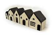 """Mini Houses """"The Old and Weary"""""""