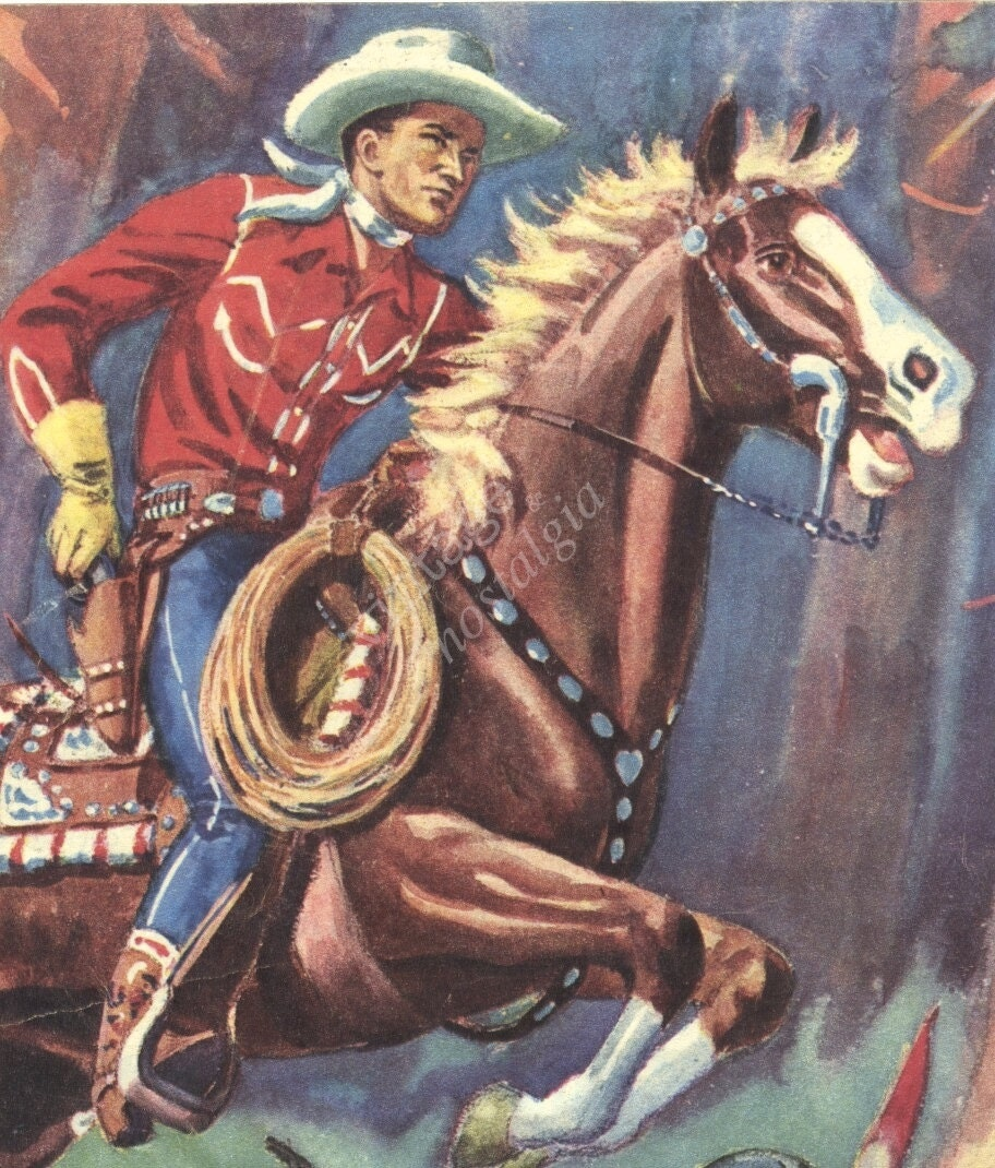 Vintage Westerns Collection Details