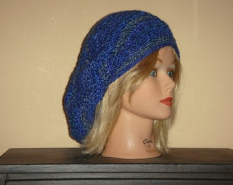 The Perfect Slouchy Hat Crochet Pattern PDF Instant Download