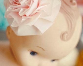 PDF Digital Pattern, PDF Pattern, Sewing Pattern, Ribbon Flower Pattern, Fabric Flower Tutorial