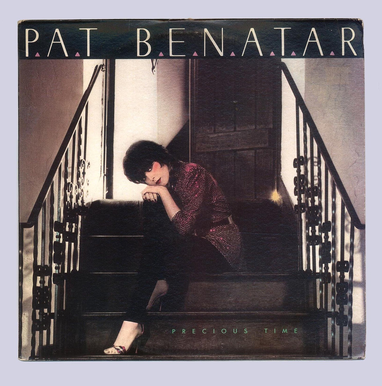 pat benatar precious time vintage vinyl record album 1981
