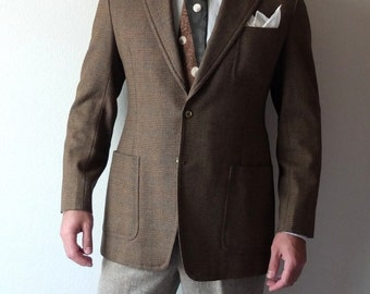 Custom Tailored Sport Coat sz 38-40