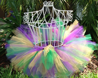 Toddler/Child Mardi Gras Tutu
