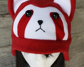 Pabu Fire Ferret Hat - Adult, Teen, Kid - A winter, nerdy, geekery gift!