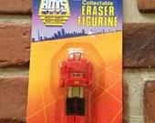"Go Bots ""Scooter"" Eraser Figurine"