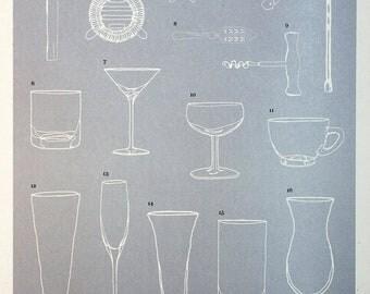 Regional Food Zine, Issue 6: Cocktails