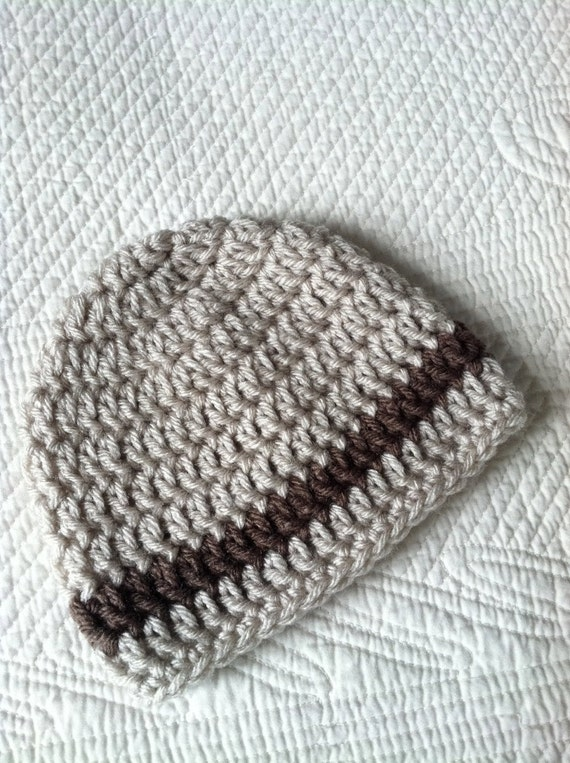 Baby Hat, Crochet Baby Beanie, Crochet Baby Hat, Newborn Hat, Winter Hat, Photo Prop, Christmas Gift for Baby, Little Boy Hat