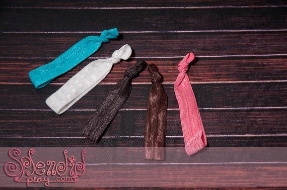 FOE Hairties - Summer Pack - set of 5