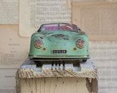 Vintage Distler Porsche Tin Car Germany