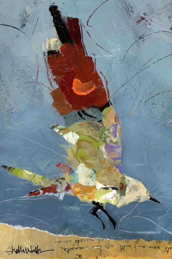 Bird Original Painting
