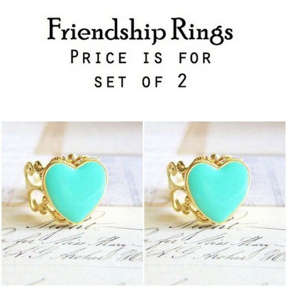 items similar to friendship ring ring best