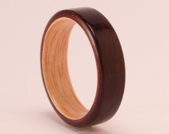 East Indian Rosewood Featuring White Ash Liner - And We Plant A Tree:)