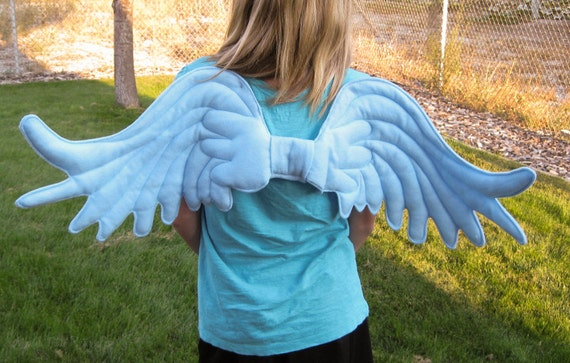 Blue Wings for Costume/Cosplay My Little Pony MLP Rainbow Dash