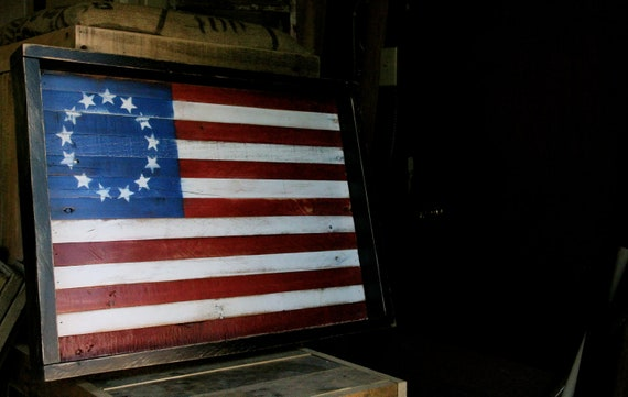 Wooden wall art vintage american flag wall art reclaimed American flag wood wall art