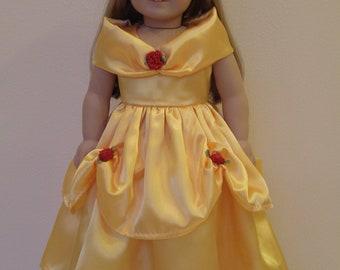 Belle's Ball Dress