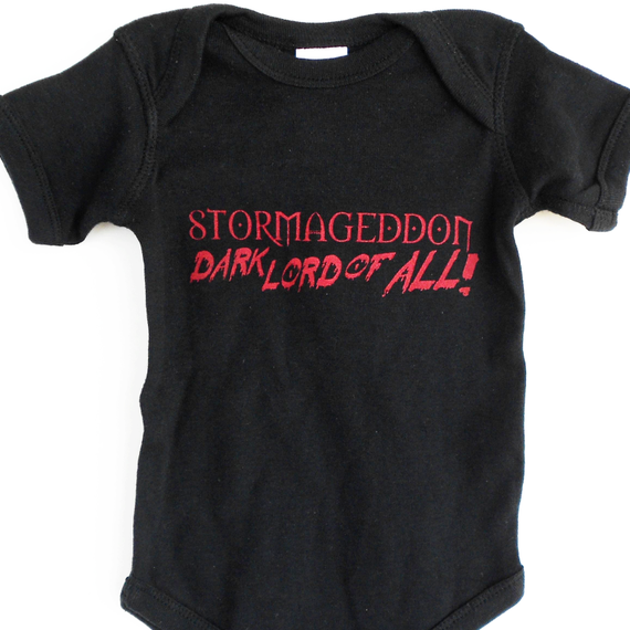 Baby Who Creeper: Stormageddon Dark Lord of All