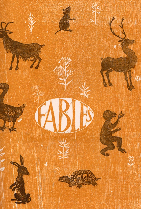 Aesop's Fables retold by Anne Terry White, illustrated by Helen Siegl