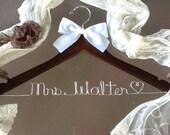 HUGE SALE SALE/Personalized Bridal Wedding Hanger. Bridal Hanger. Wedding Hanger. Bridal Party