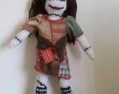 Knit Sally Nightmare Before Christmas Doll