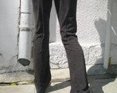 Sport wear  / Grey  Leggings Pants