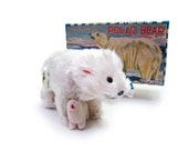 Vintage RARE Polar Bear Wind-Up Toy (Works Great)