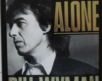 Bill Wyman, Stone Alone, Autobiography, First Edition