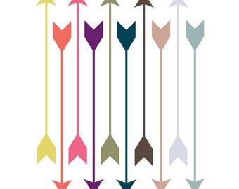 60% OFF SALE Digital Clip Art  Pantone Clipart Arrows   Modern Arrows  Navaho Arrows Clipart    Commercial and Persona Use