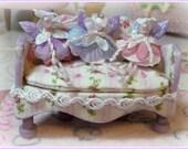 Flower Faerie Dolly for Amelia Thimble-Izzy-Tiny BJD