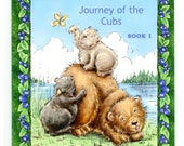 Sleeping Bear - Journey of the Cubs is  sweet Chapter Book retelling the legend of Sleeping Bear Dunes on Lake Michigan. Sutiable for K2.