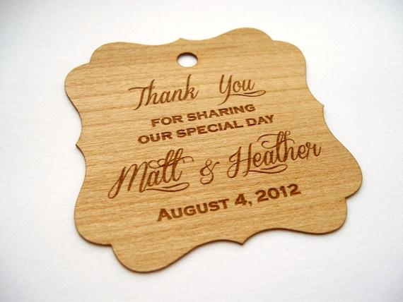 Wedding Favour Gift Tags Australia : Wedding Favor Tags, Rustic Wedding Decor, Rustic Decor, Gift Tags ...