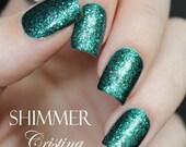 Shimmer Nail Polish - Cristina