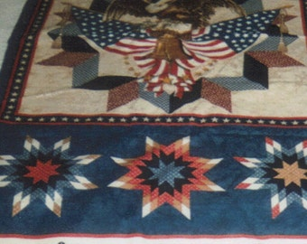 Popular Items For Eagle Quilt On Etsy