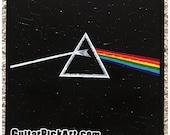"Pink Floyd ""The Dark Side of the Moon"" Guitar Pick Art"