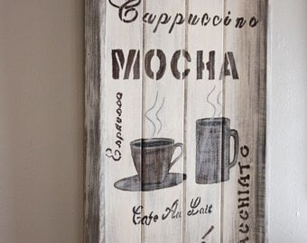 Popular items for Coffee themed on Etsy