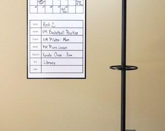 Vertical calendar | Etsy