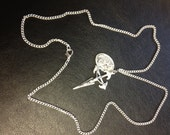 St. Michael Crusader Chain Necklace