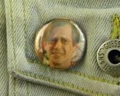 "1"" Pin Back Button- Ghost World / Seymour  - 1653"
