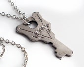 Master of the Universe - Key Pendant Necklace Jewelry
