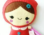 Little Red Riding Hood Plush