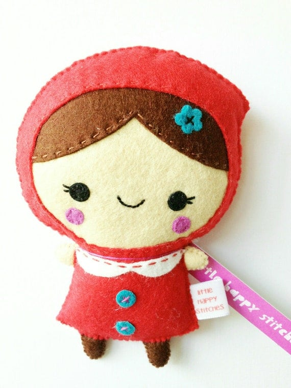 Little Red Riding Hood Plush