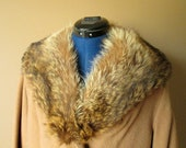 Fur Coat Collar, 32 inches in length