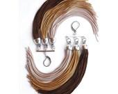 The Prince of Flowers- Aztec Tribe - Long Triple Fringe Earrings