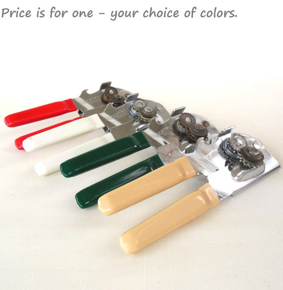 Kitchen Tools Made In Usa: Swing A Way Can Opener(s) Kitchen Utensil Made In USA Vintage
