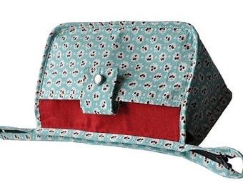 Make-Up Bag / Travel Bag - PDF Sewing Pattern & Tutorial