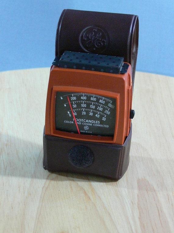 GE - Light Meter - Type 214 - 1950s -  MG-096
