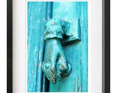 Reserved for Sue - Little Hand Door Knocker - Fine Art Photography