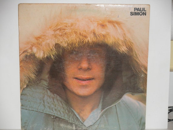 Paul Simon with Mother and Child Reunion - Columbia Records - 1971 - Vintage Vinyl