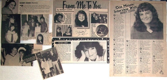 Items similar to MINDY COHN - The Facts of Life, The Secret Life of ...